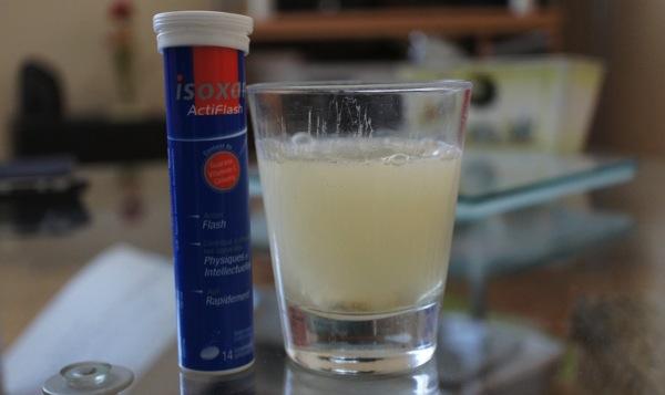 Isoxan actiflash