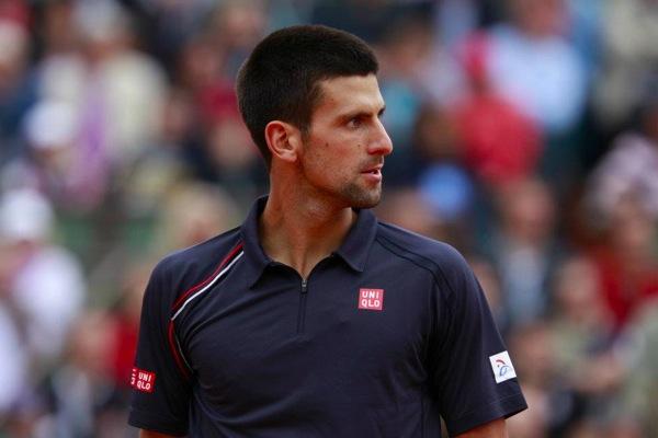 Djokovic uniqlo roland garros