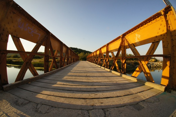 Pont gruissan