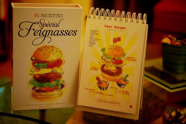 Livre cuisine special feignasses 2