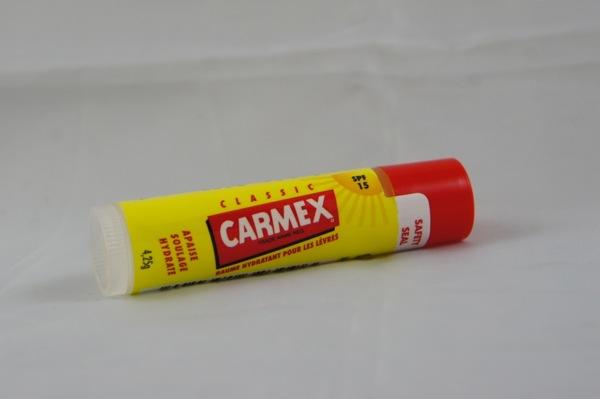 Test : Carmex, le stick lèvres venu des Etats-Unis