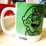 Nouvelle tasse Luigi