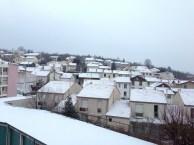 La neige est de retour