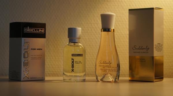 Test : Les parfums Lidl de la Saint-Valentin
