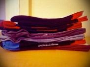 2 mars : mes nouvelles chaussettes Archiduchesse