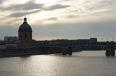 Balade photo à Toulouse en fin de journée les 21 et 22 mars 2013