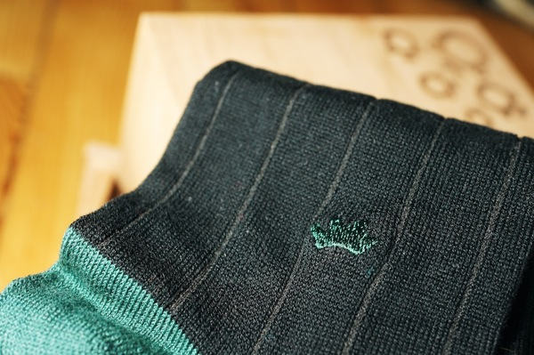 Dagobear chaussettes calecon1