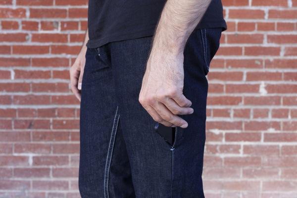 I/O Denim Jeans Smartphone