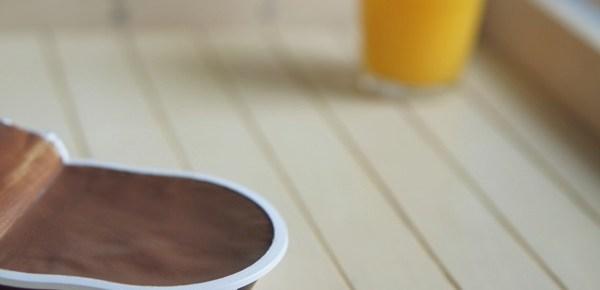 J'ai goûté Tartine au chocolat par Elle&Vire