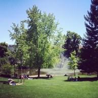 Jeudi 6 mai : comme une envie de rester au soleil