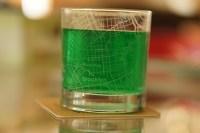 Lundi 29 juillet : verre de menthe à l'eau
