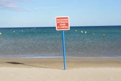 Jeudi 8 août : sur la plage de Mateille à Gruissan