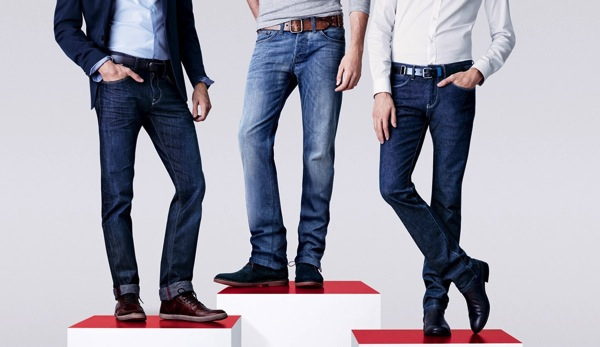 Nouvelle collection Iconic jeans chez Celio
