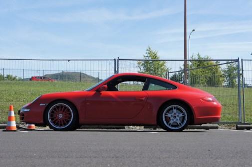 Lundi 2 septembre : baptême de drift en Porsche 911