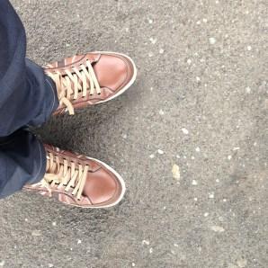 Mercredi 9 octobre : nouveau jean, nouvelles baskets