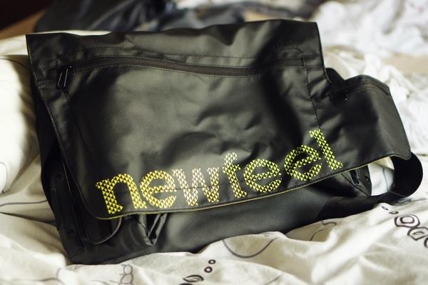 Pourquoi le sac à dos et besace Backenger 200 de Newfeel chez Decathlon m'est devenu indispensable