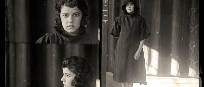 Le style des criminels des années 20
