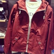 Mardi 11 mars : veste repérée en boutique