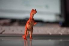 Mercredi 16 avril : Photojojo m'a envoyé un dinosaure