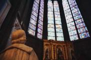 Jeudi 24 avril : dans la cathédrale de Clermont