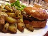 Vendredi 2 mai : burger auvergnat au Saint-Nectaire