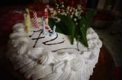 Samedi 3 mai : anniversaire dans la famille