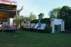 Vendredi 23 mai : Les panneaux électoraux semblaient gênants