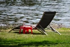 Lundi 16 juin : Chaise longue à Vichy
