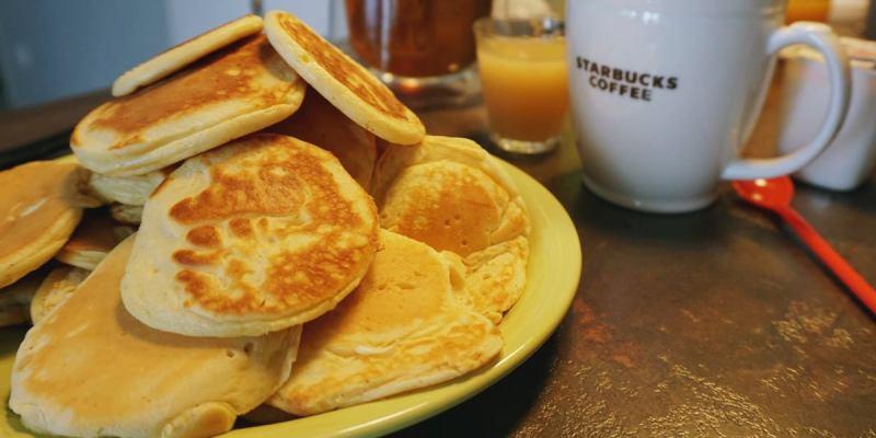 Recette (facile et rapide) de pancakes