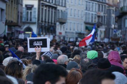 Dimanche 11 janvier 2015 : Marche Je suis Charlie