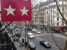 Jeudi 26 mars 2015 : les étoiles ne font pas l'hôtel
