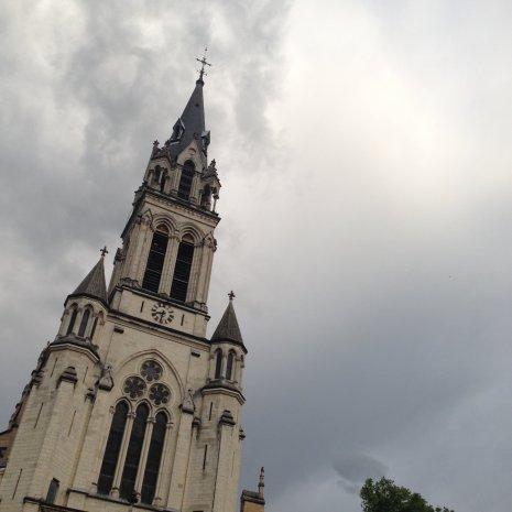 Lundi 1er juin 2015 : Journée à Lyon pour une formation