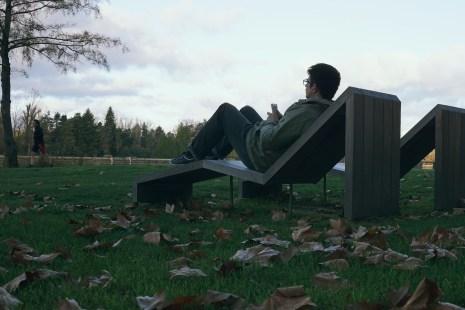 Je n'avais jamais testé les chaises longues