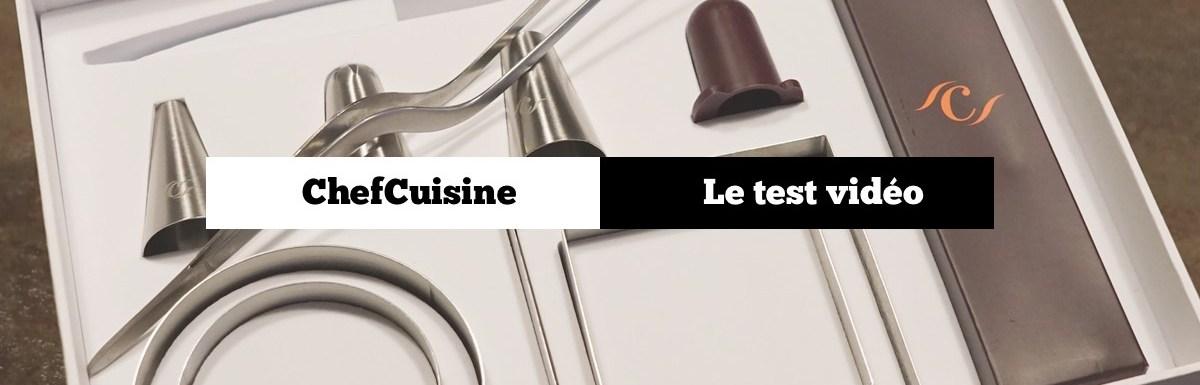 ChefCuisine : test en vidéo et concours !