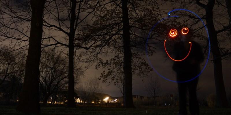 Lomography Light Painter : dessinez avec la lumière très simplement