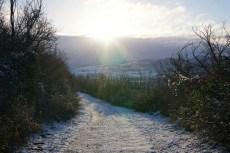 Samedi 16 janvier : balade sur les chemins