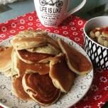 Dimanche 31 janvier : Pancakes !