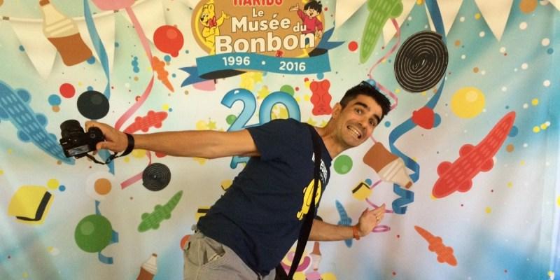 Visite gourmande au musée du bonbon Haribo à Uzès