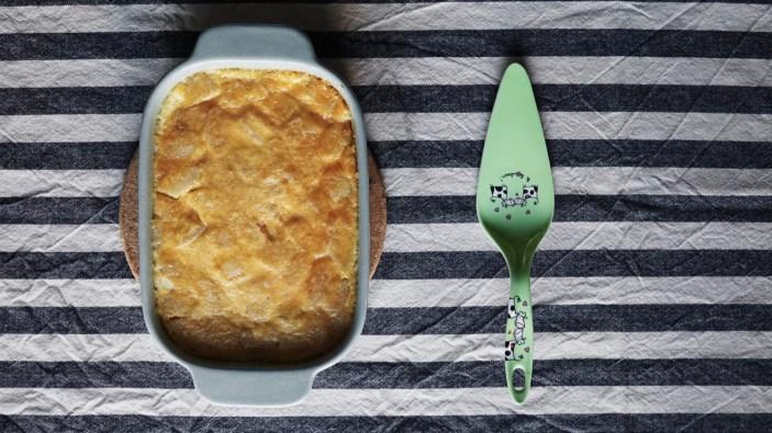 Notre variante de far breton aux abricots
