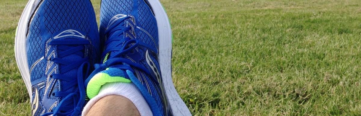 Mes chaussures de running adorées : les Saucony Guide 9 !