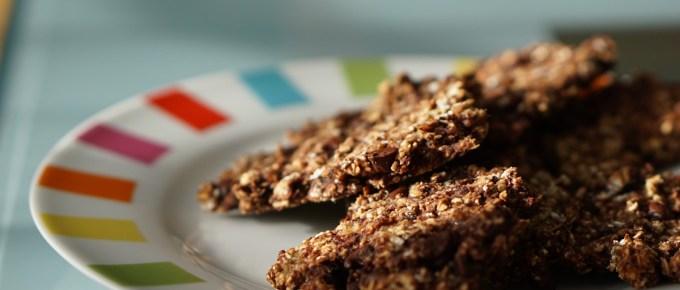 Recette : Faux cookies, vraie gourmandise healthy