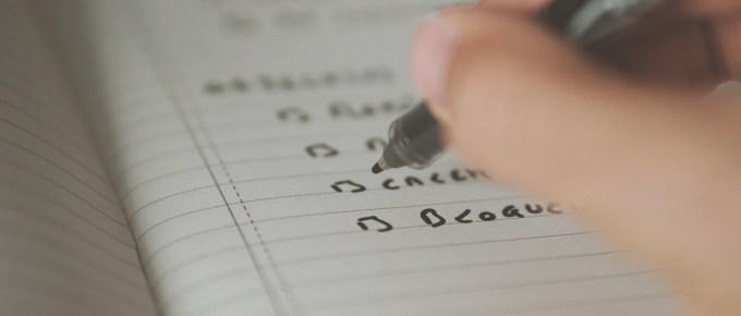 Mes objectifs du mois de mai