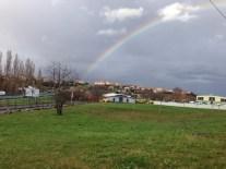 Samedi 30 mars : arc en ciel