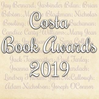 Costa Prize 2019