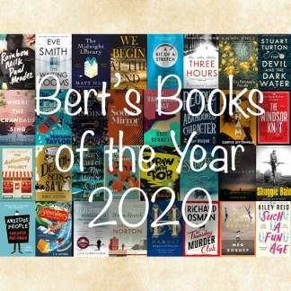 Bert's Books of the Year 2020