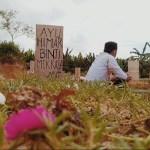 Haru Pilu Peziarah di Makam Covid-19 Pekanbaru