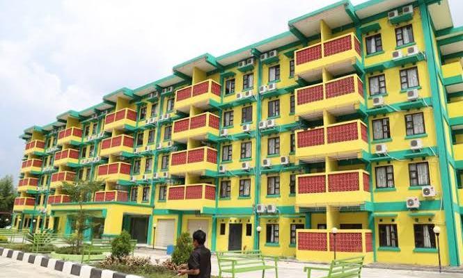 Asrama Haji Riau Dipersiapkan Jadi RS Darurat