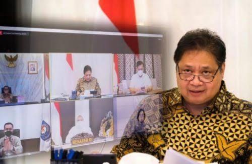 Airlangga Sebut Kemampuan Perusahaan di Daerah Potensial Tangani Covid-19, di Riau Bagaimana?