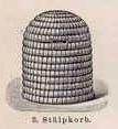 Stülpkorb, Bienenkorb