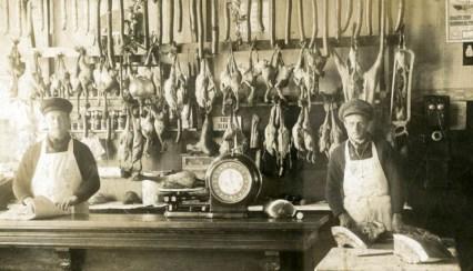 Metzgerei, Fleischerladen